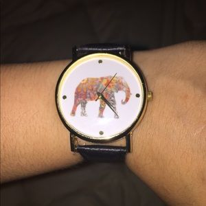 Accessories - Women's Elephant Watch
